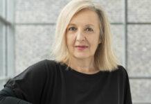Gerade ist Christine Dollhofer mitten in den Vorbereitungen für das Filmfestival Crossing Europe 2021 in Linz.