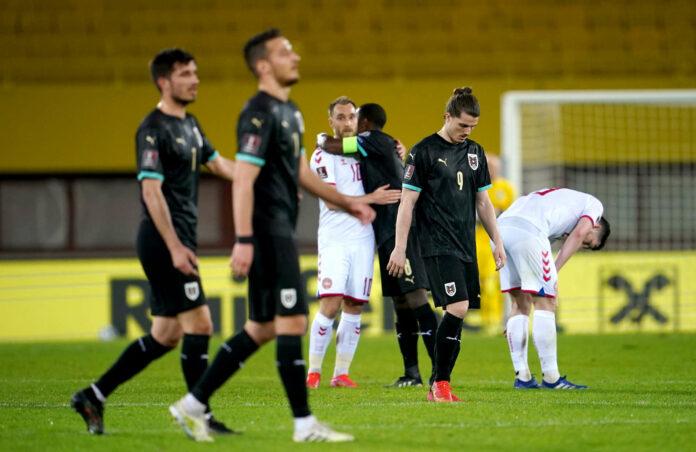 FUSSBALL UEFA WM-QUALIFIKATION STERREICH - DNEMARK