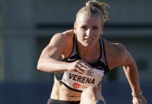 Siebenkämpferin Verena Preiner
