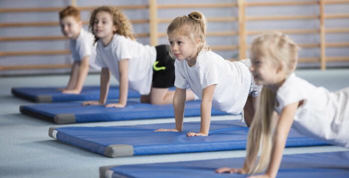 Gerade im Kindesalter ist Freude an der Bewegung besonders wichtig.