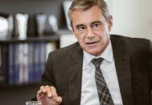 RLB-OÖ-Generaldirektor Schaller über mögliche MAN-Pläne.