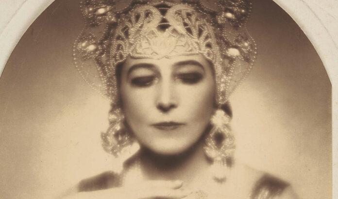 Madame d'Ora, Ida Rubinstein, Paris 1929