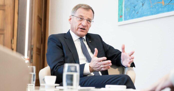 Er werde entschlossen für eine Abkehr von Atomkraft in Europa kämpfen, bekräftigt Landeshauptmann Stelzer.