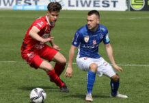Aleksandar Kostic (r.) und BW können einen Ligarekord aufstellen und den nächsten Schritt Richtung Titel machen.