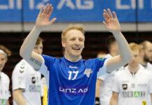 Dominik Ascherbauer verabschiedete sich von der Handball-Bühne.
