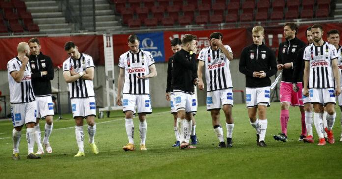 FUSSBALL: UNIQA FB CUP / FINALE / LASK - FC RED BULL SALZBU