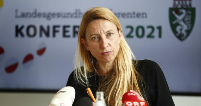 Die Landesgesundheitsreferenten unter dem Vorsitz von Juliane Bogner-Strauß zogen in Graz an einem Strang.