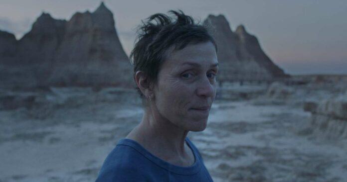 Frances McDormand trägt den Film.