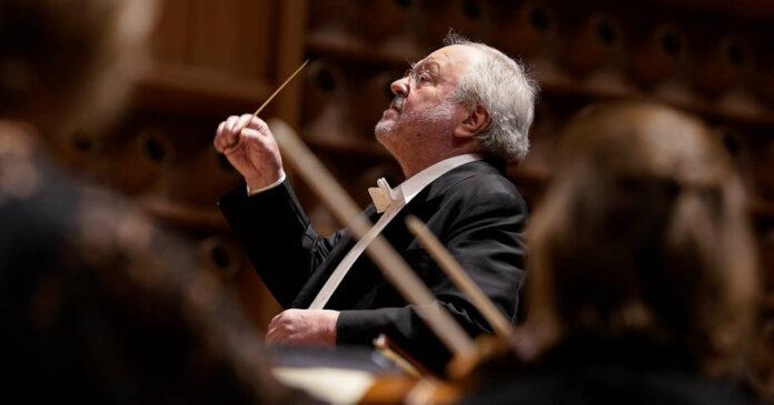 Dirigent Bruno Weil