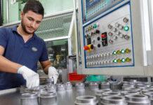 Bei der Miba Sinter Austria werden Sinterformteile für die Automobilindustrie hergestellt.