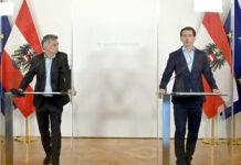 CORONA: PRESSESTATEMENTS ZU FFNUNGSSCHRITTEN / KURZ / KOGLE