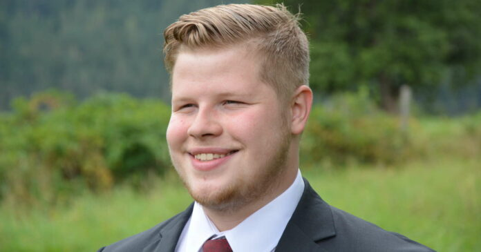Dem politischen Engagement stehe manchmal das Parteidenken im Weg, sagt Bürgermeister Michael Eibl aus Windischgarsten. Sein Anliegen daher: Die Jungen sollen sich engagieren.