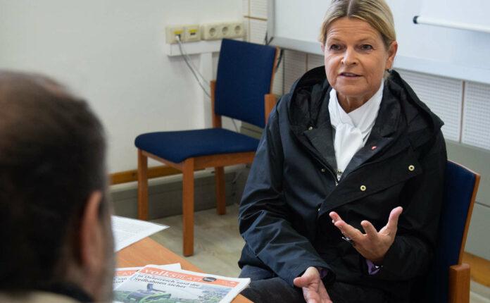 Verteidigungsministerin Klaudia Tanner im Interview mit Herbert Schicho