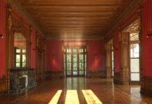 Der große Salon imMarmorschlössl Bad Ischl
