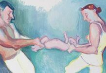 """Ein Klassiker, Maria Lassnigs """"Obsorge"""" (ab 2008). Wären da nicht die sogenannten """"Großen"""" ..."""