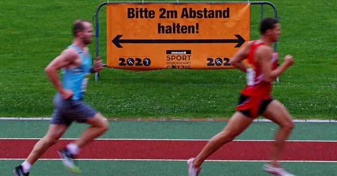 SPORT, Leichtathletik,Mehrkampf Staats, Gtzis, 2020_08_3