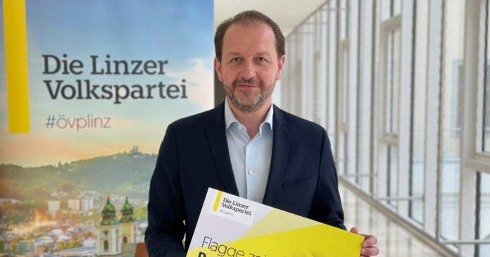 ÖVP-Stadtparteichef Vbgm. Bernhard Baier