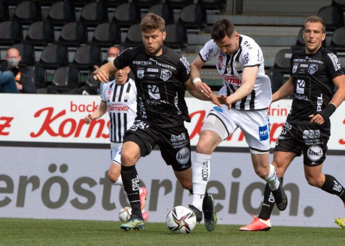 LASK-Mittelfeldspieler Husein Balic (M.) könnte etwas überraschend auf den österreichischen EM-Zug aufspringen.