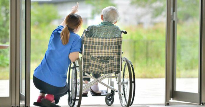 Die Sicherstellung der Pflege wird eine Herausforderung für die gesamte Politik.