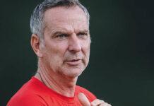 LASK-Trainer Dominik Thalhammer will mit verändertem Trainerteam und einigen Verstärkungen neu durchstarten.
