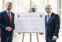 V. l.: LH Thomas Stelzer und Kreishauptmann Martin Kuba einigten sich am Mittwoch in Linz auf Schwerpunkt bis zum Jahr 2025.