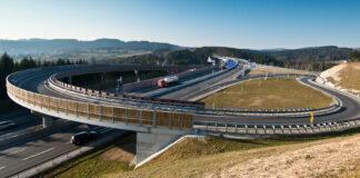 Die S 10 endet in Freistadt Nord, wann weitergebaut wird, ist noch unsicher.