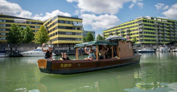 Entschleunigung pur: Beim Urlaub auf der Donau ist der Weg das Ziel. Irgendwann wird man auch im Schwarzen Meer landen, bis dahin gibt es aber noch viel zu genießen.