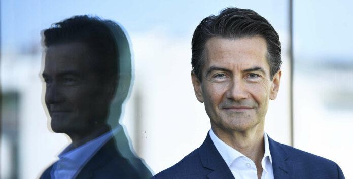Der ORF-Vizefinanzdirektor Roland Weißmann bewirbt sich für den ORF-Generaldirektorenposten.