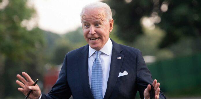 """""""Es ist eine Schande. Es ist so eine Schande, diesen Segen zu vergeuden"""", redete US-Präsident Joe Biden den Impfverweigerern ins Gewissen."""