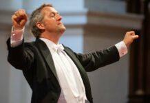 Bruckner Orchester-Chefdirigent Markus Poschner