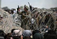 Nicht nur Taliban sind ein Hindernis auf dem Weg zum Kabuler Flughafen, auch US-Soldaten vertreiben Österreicher trotz vorhandenem Passagierschein.