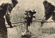 Im Zuge des Marschallplans wurde der Schwerpunkt auf den wirtschaftlichen Wiederaufbau gelegt. Im Bereich der Landwirtschaft lag der Fokus auf der Technisierung. Mit den 4H-Klubs wurde die Jugend in diesen Bereichen geschult. Der Umgang mit technischem Gerät (o.) wurde vermittelt, und auch Versuche mit Düngemitteln wurden durchgeführt (u.).