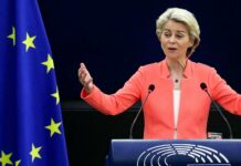 """""""Wir müssen alles tun, um die reale Gefahr einer großen Hungersnot und humanitären Katastrophe abzuwenden"""", erklärte Ursula von der Leyen zur EU-Hilfe für Afghanistan."""
