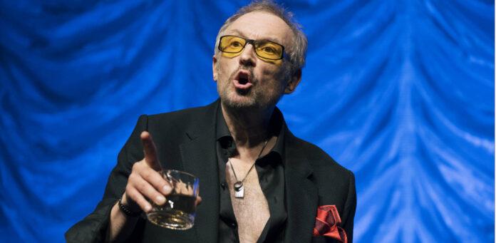 Demontiert die Bühnenfigur Josef Hader: Josef Hader