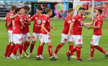 In der Regionalliga hatte Gurten zuletzt viel Grund zum Jubeln, am Dienstag wollen die Innviertler im ÖFB-Cup überraschen.