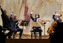 Quatuor Danel boten ein extra für das Brucknerfest erarbeitetes Programm.