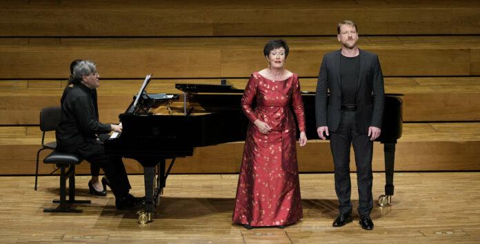 Waltraud Meier und Günther Groissböck, begleitet von Sir Antonio Pappano