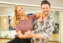 Die Oberösterreicherin Nina Kraft tanzt ab 24. September im Ballroom des ORF.