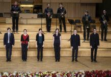 Sechs Organisten ergötzten sich im Brucknerhaus an Anton Bruckners Lieblingsinstrument.