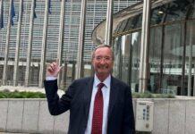 """""""Die Arbeit für Europa hat mir immer Spaß gemacht."""" Christoph Leitl gibt mit Jahresende den Eurochambres-Vorsitz ab."""