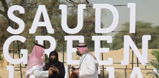 Saudi Arabien will grüner werden
