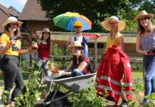 Mit dem Gartenprojekt überzeugte im Vorjahr unter anderem die JRK-Jugendgruppe Perg. Die Ernteerträge gehen an den Rotkreuz-Markt.