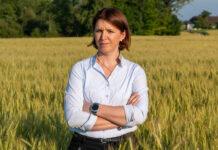 Die neue Agrar-Landesrätin Michaela Langer-Weninger folgte Max Hiegelsberger nach.